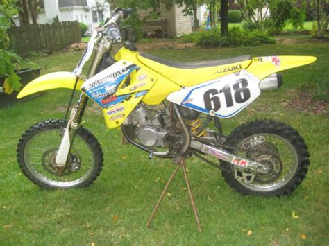 85cc motocross bike suzuki rm 85 dirt bike for sale on 2040 motos
