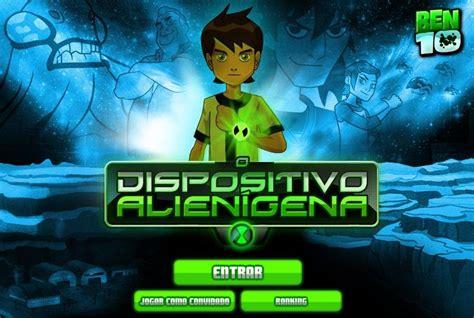 ben 10 imagens do novo jogo ben 10 alien force ben 10 novo jogo do ben 10 o dispositivo alien 237 gena