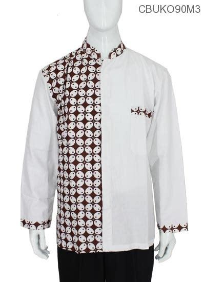 Kemeja Batik Motif Titik koko batik panjang motif kawung kemeja lengan panjang