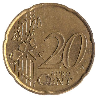 20 buro cent 20 cents coin exchange yours for today