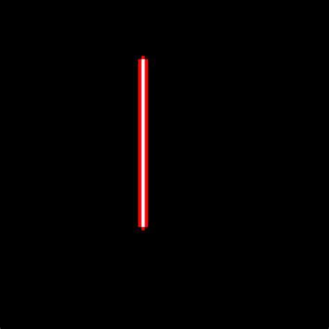 lightsaber color test pixilart lightsaber swing test by scorchymcscorch