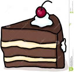 clipart kuchen kostenlos chocolate cake slice clip brown hairs