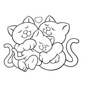 leuk voor kids three kittens