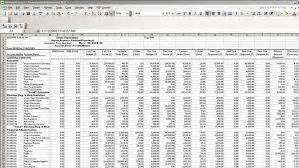 accounting budget template business budget template excel free monthly business
