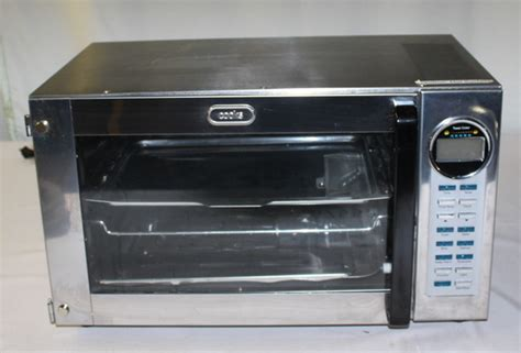 Toaster Oven Stainless Steel Interior Cooks Stainless Steel Toaster Oven Broiler Rotisserie