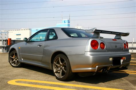 nissan skyline gtr r34 1999 1999 nissan skyline gtr r34 for sale rightdrive