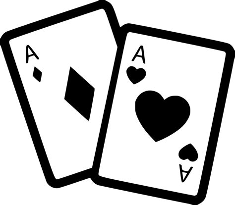 cards gambling poker svg png icon    onlinewebfontscom