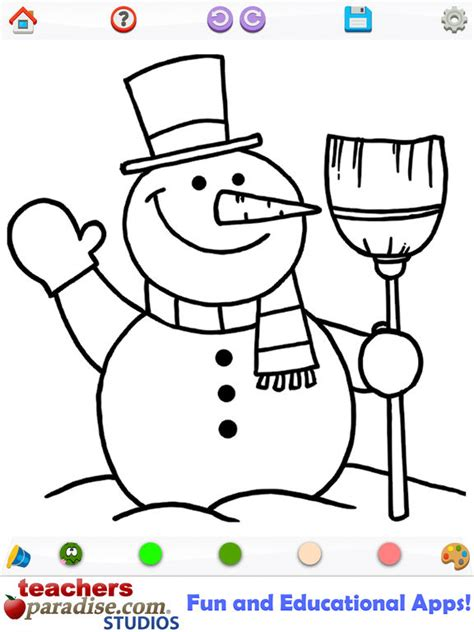 coloring page apps app shopper christmas coloring coloring book for kids
