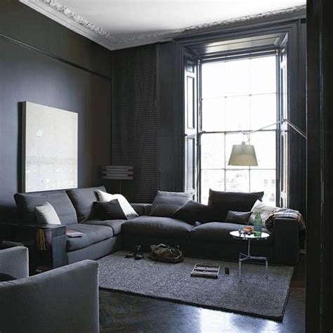 living with pattern color 0553459449 interior obsessions blackest black grey living rooms georgian townhouse and calming colors