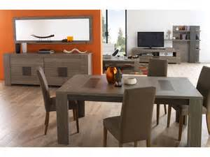 table rectangulaire 180 cm atlanta coloris ch 234 ne fusain