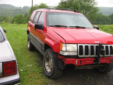 automotive air conditioning repair 1998 jeep grand cherokee lane departure warning find used 1998 jeep grand cherokee for parts or repair clean title in pleasant mount
