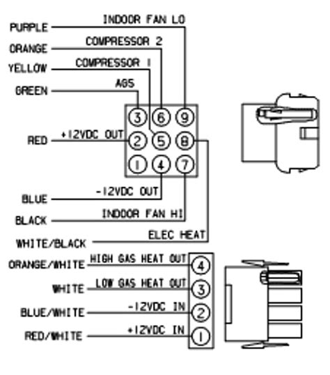 two stage cooling thermostat wiring diagram transformer