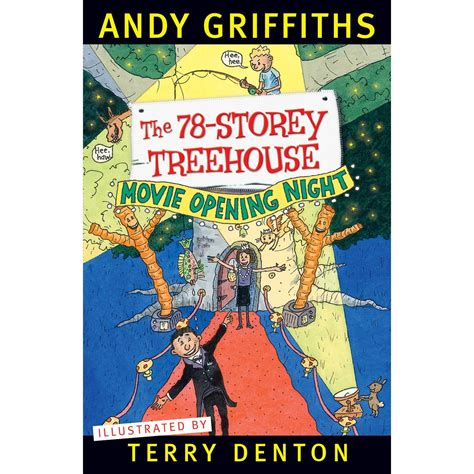 the sapling books the 78 storey treehouse by andy griffiths book kmart