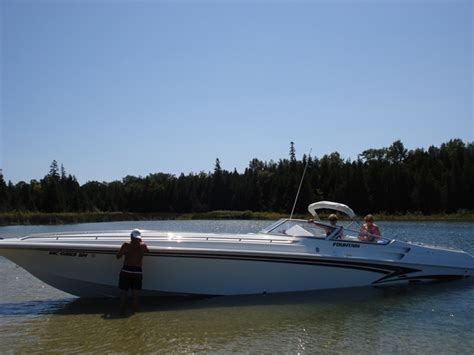 performance boats for sale in michigan high performance boats for sale in grand haven michigan