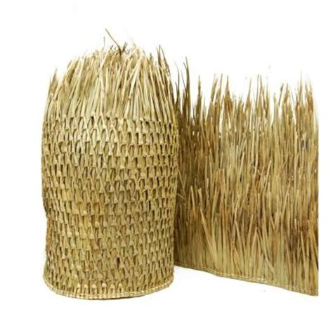 tiki hut depot 30 in x 96 in mexican thatch runner roll hdd 308 the