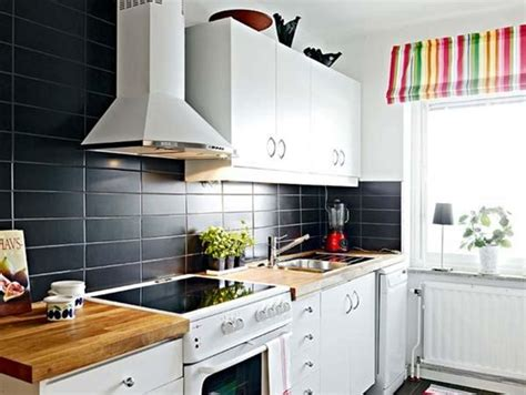 cute kitchen ideas for apartments hermosas cocinas en color blanco y negro