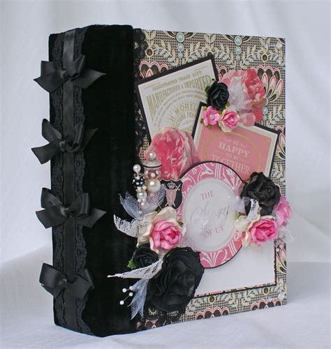 Handcrafted Photo Album - 1000 images about griffin weding albums on