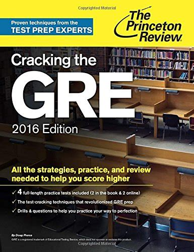 cracking the gre with 4 practice tests 2018 edition the strategies practice and review you need for the score you want graduate school test preparation read cracking the gre with 4 practice tests 2016 edition