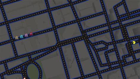 wallpaper google maps 1280x1024 google maps pacman art 1280x1024 resolution hd