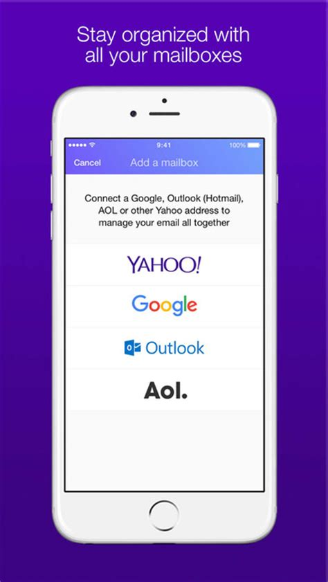 yahoo email keeps going to spam yahoo mail keeps you organized on the app store