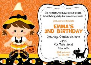 free printable halloween themed birthday party invitations drevio invitations design