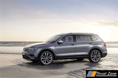 Volkswagen 2020 Launch by 2020 Volkswagen Tiguan All Space Lwb India Launch Next Year