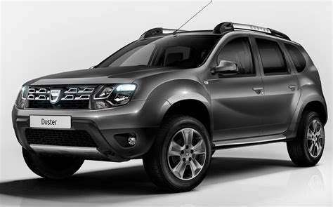 Dacia Duster Suv 2014 Receives Mild Restyling