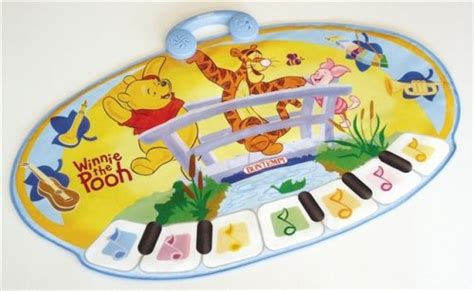 Winnie The Pooh Play Mat by Bontempi Winnie The Pooh Musical Play Mat Musical