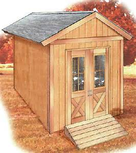free 8 215 12 shed plan available for now