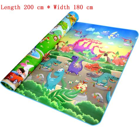 The Play Mat baby play mat 200 180 0 5cm crawling mat surface