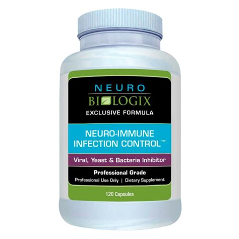 Neuro Detox by Neuro Immune Infection 120 Caps Modern Manna