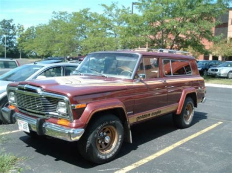 jeep golden eagle for sale 1979 jeep golden eagle 4 215 4 bring a trailer