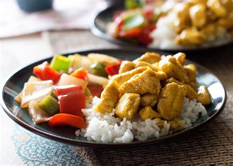 honey mustard curry chicken recipe somewhat simple