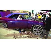 1973 Candy Purple Caprice Donk Vert On 26 Asanti Chrome