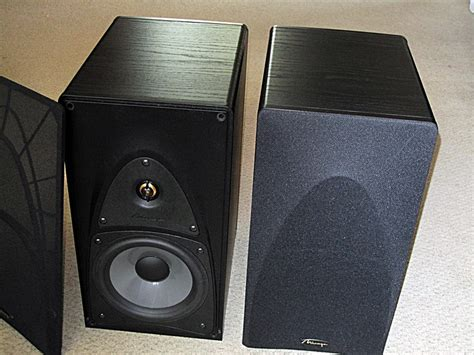mirage frx three bookshelf speakers for sale canuck