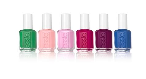new essie colors essie reveals new nail colors for 2017
