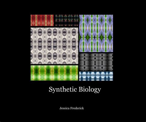 sinthetic books synthetic biology photo book preview blurb books