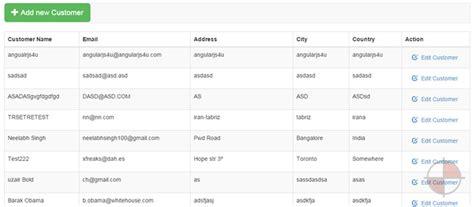 simple crud node js and mysql 10 angularjs crud app demos phpcodify