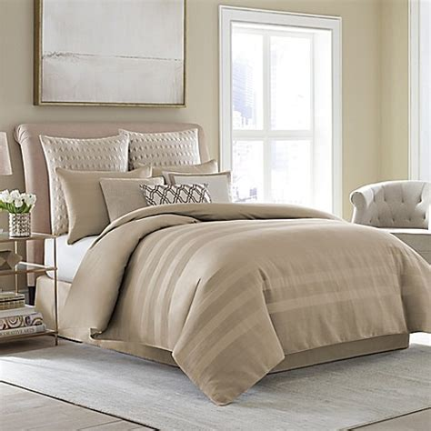 buy wamsutta 174 joliet comforter set in caramel from bed