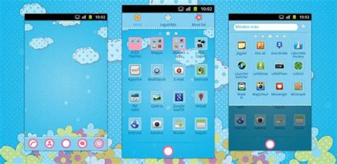 themes for rooted mobile change the look of your android device without rooting