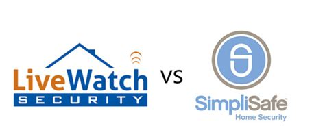 livewatch vs simplisafe see which diy security system is