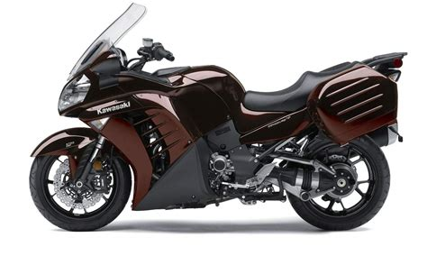 Kawasaki 1400 Concours by мотоцикл Kawasaki Gtr 1400 Concours 2014 описание фото