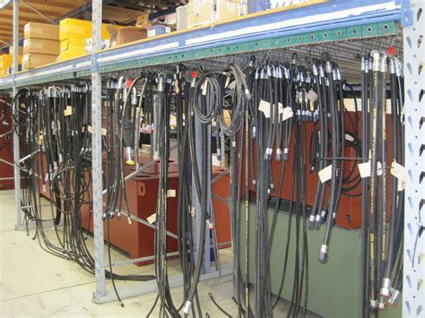 Hydraulic Hose Shelf hannifin hi280 shelving system pallet racking p90 constructor storage