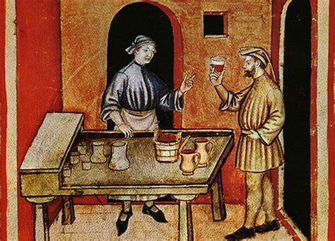 cucina nel medioevo alcunericette periodo medioevale