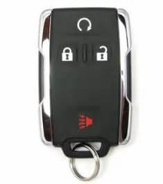 Buick Remote Start 2015 Gmc Remote Keyless Entry Key Fob Pn 13580082