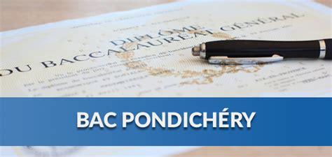 Bac Maths 2018 Sujets Et Corrig 233 S Du Bac Pondich 233 Ry 2018