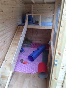 Rabbits Hutch 8x4x6 5ft Guinea Pig Shed With A 8x4x3ft Guinea Pig Run