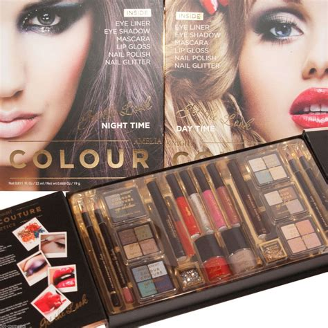 color couture and day amelia colour couture cosmetic kit