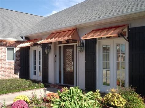copper porch awning 50 best copper awnings images on pinterest copper awning
