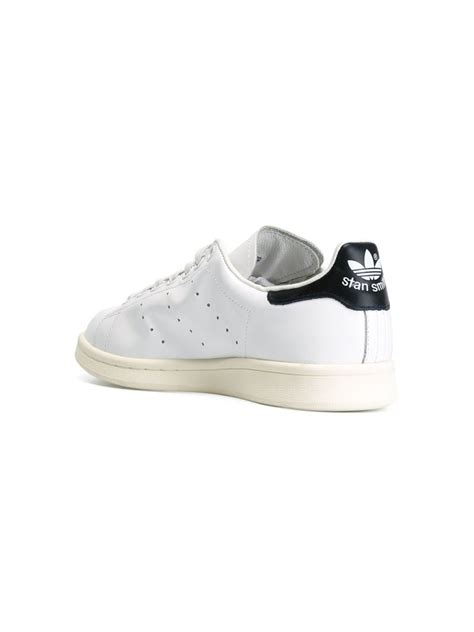 adias sneakers lyst adidas originals stan smith sneakers in white for